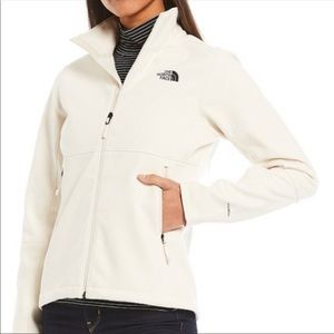 The North Face Cream Jacket S